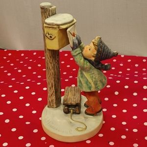Hummel Letter to Santa Claus Figurine 340 TMK-8 Mi